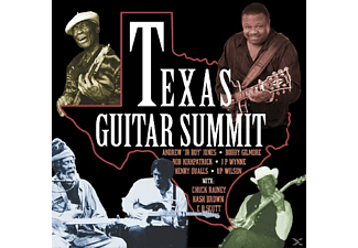VARIOUS - Texas Gutar Summit - (CD)