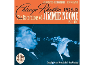 Jimmie Noone - Chicago Rhythm 1923-1943.The Recor - (CD)
