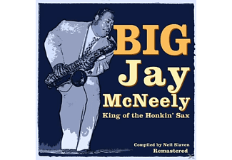 Neil Big Jay Mcneely & (compiled By) Slaven, Big Jay Mcneely - King Of The Honkin' Sax - (CD)