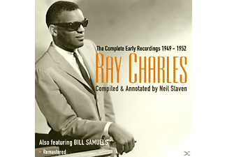Charles,Ray Feat.Samuels,Bill - Ray Charles-The Complete Early Recordings - (CD)