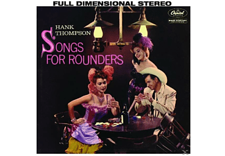 Hank Thompson - SONGS FOR ROUNDERS - (Vinyl)