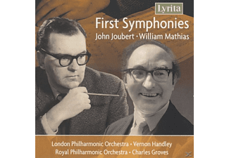 London & Royal Philharmonic Orchest - First Symphonies - (CD)