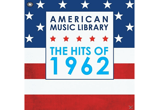 VARIOUS - American Music Library (Hits Of 1962) - (CD)