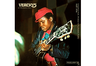 Verckys / Orchestre Veve - Congolese Funk, Afrobeat And Psychedelic Rumba - (CD)
