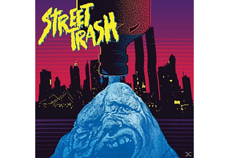 Rick Ulfik - Street Trash (Original Motion Pictu - (Vinyl)