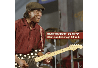 Buddy Guy - Breaking Out - (CD)