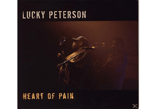 Lucky Peterson - Heart Of Pain - (CD)