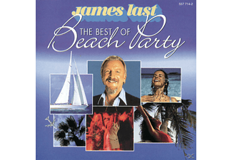 James Last - Best Of Beach Party - (CD)