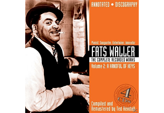 Fats Waller - Vol.2.The Complete Recorded Works - (CD)