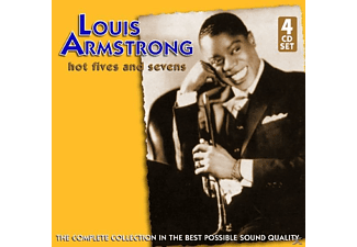 Louis Armstrong - Hot Fives & Sevens Box - (CD)