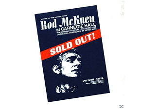 Rod Mckuen - Sold Out At Carnegie Hall - (CD)