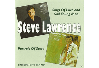 Steve Lawrence - Sings Of Love & Sad Young - (CD)
