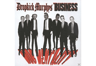 Dropkick Murphys Vs.The Business - Mob Mentality - (Vinyl)