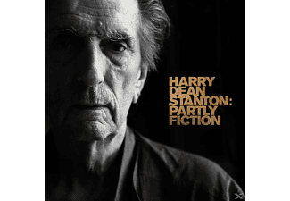 Harry Dean Stanton - Partly Fiction - (Vinyl)