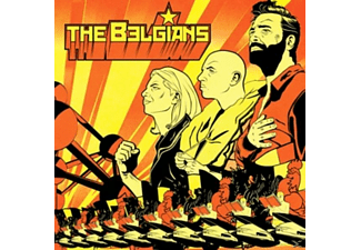 The Experimental Tropic Blues Band - The Belgians - (LP + Download)