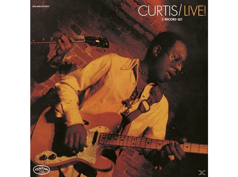 Curtis Mayfield - Curtis/Live! [CD]