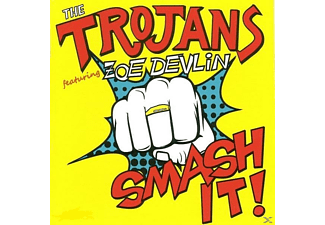 The Trojans - Smash It! (Lim.Ed./Coloured Vinyl) - (Vinyl)