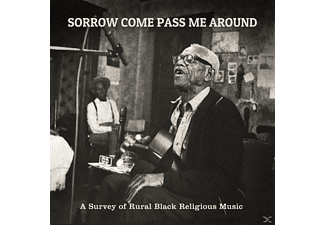 VARIOUS - Sorrow Come Pass Me Around: A Surve - (CD)