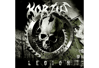 Korzus - Legion - (CD)