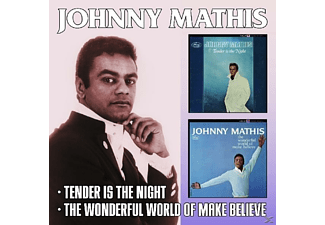 Johnny Mathis - Tender Is The Night/Womde - (CD)