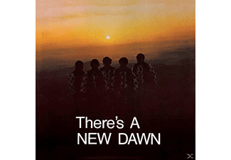 The New Dawn - There's A New Dawn - (CD)
