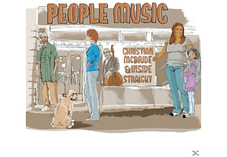 Christian McBride, Christian & Inside Straight Mcbride - People Music - (CD)