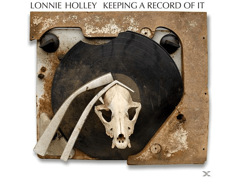 Lonnie Holley - Keeping A Record Of It [Vinyl]