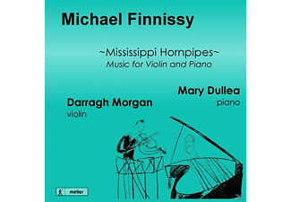 DARRAGH,MORGAN/DULLEA,MARY/FINNISSY - Mississippi Hornpipes - (CD)