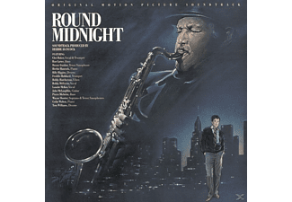 VARIOUS - ROUND MIDNIGHT - (Vinyl)