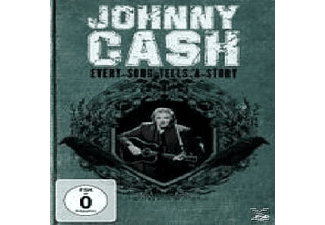 Johnny Cash - Every Songs Tells A Story - (DVD)