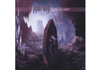 Pharaoh - Bury the light - (CD)