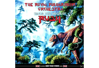 Royal Philharmonic Orchestra - PLAYS THE MUSIC OF RUSH - (Vinyl)
