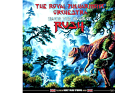 Royal Philharmonic Orchestra - Plays The Music Of Rush [CD]
