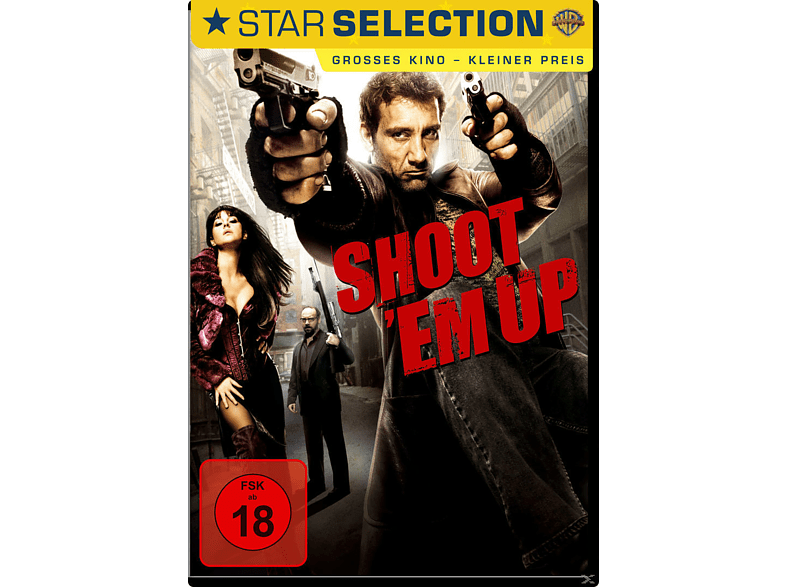 Shoot ´Em Up [DVD]