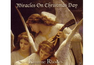 Kimmie Rhodes - Miracles On Christmas Day - (CD)