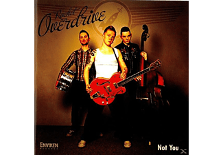 Rocket Overdrive - Not You - (CD)