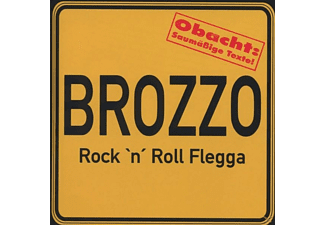 Brozzo - Rock'n Roll Flegga - (CD)