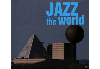VARIOUS - Jazz Around The World [Doppel-Cd] - (CD)
