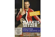 Markus Setzer - Discover Your Groove 2.0 [DVD]