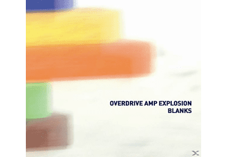 Overdrive Amp Explosion - Blanks - (CD)