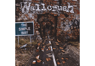 Wallcrush - The simple way - (CD)