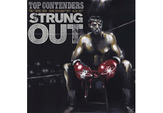 Strung Out - Top Contenders-The Best Of - (Vinyl)