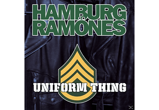 Hamburg Ramones - Uniform Thing (+Bonus) - (CD)