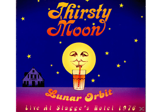 Thirsty Moon - Lunar Orbit-Live At Stagge's Hotel 1976 - (CD)