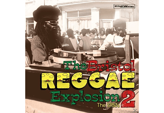 VARIOUS - The Bristol Reggae Explosion Vol. 2 - The 1980s - (CD)