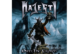Majesty - Own The Crown - (CD)