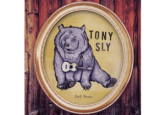 Tony Sly - Sad Bear - (CD)