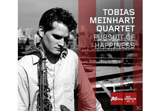 Tobias Meinhart - Pursuit Of Happiness - (CD)
