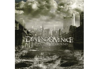 Deadend In Venice - See you on the ground - (CD)