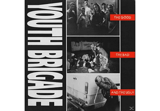 Youth Brigade - The Good, The Bad And The Ugly [CD]
